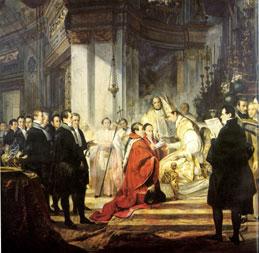 A.Augero, La Civica amministrazione di Torino presenta a Mons. Arcivescovo..